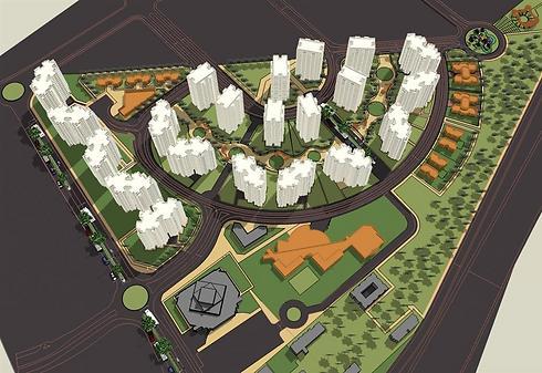 אולטרה מידי גבעת שמואל: 2,000 דירות על קרקע פרטית QA-55