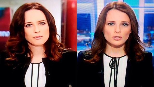 חדשות 2 Image: Ynet טלוויזיה בשחור-לבן: יונית ותמר זהות