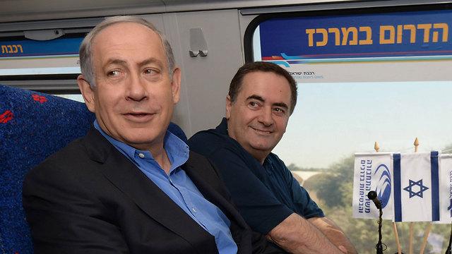 הלם בליכוד! ישראל כץ מוביל בסקרים מול נתניהו גם בליכוד וגם בבחירות הארציות ! 6446685099952640360no