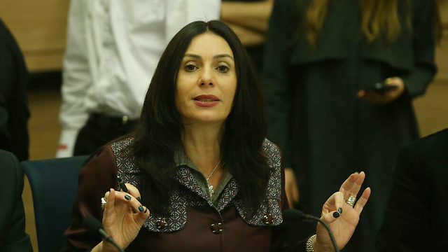 """חדשות Hd: Ynet """"את זחוחה"""", """"אתה חצוף"""": שטרן ורגב התעמתו"""