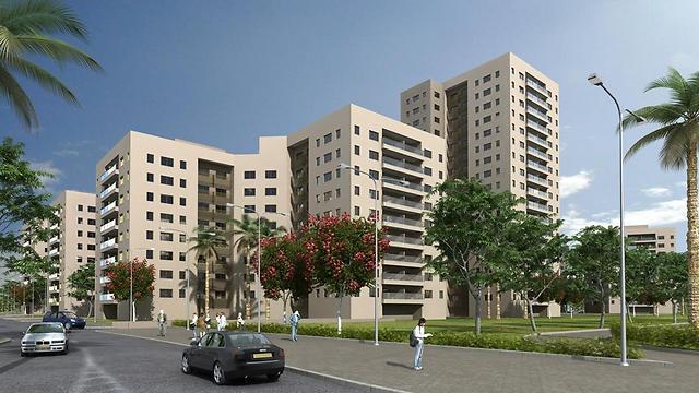 שונות מחיר למשתכן בחיפה: 400 דירות מוזלות SP-35