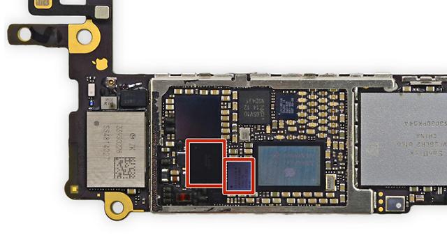 מדהים בעיות מגע במסכי האייפון 6 פלוס VB-89