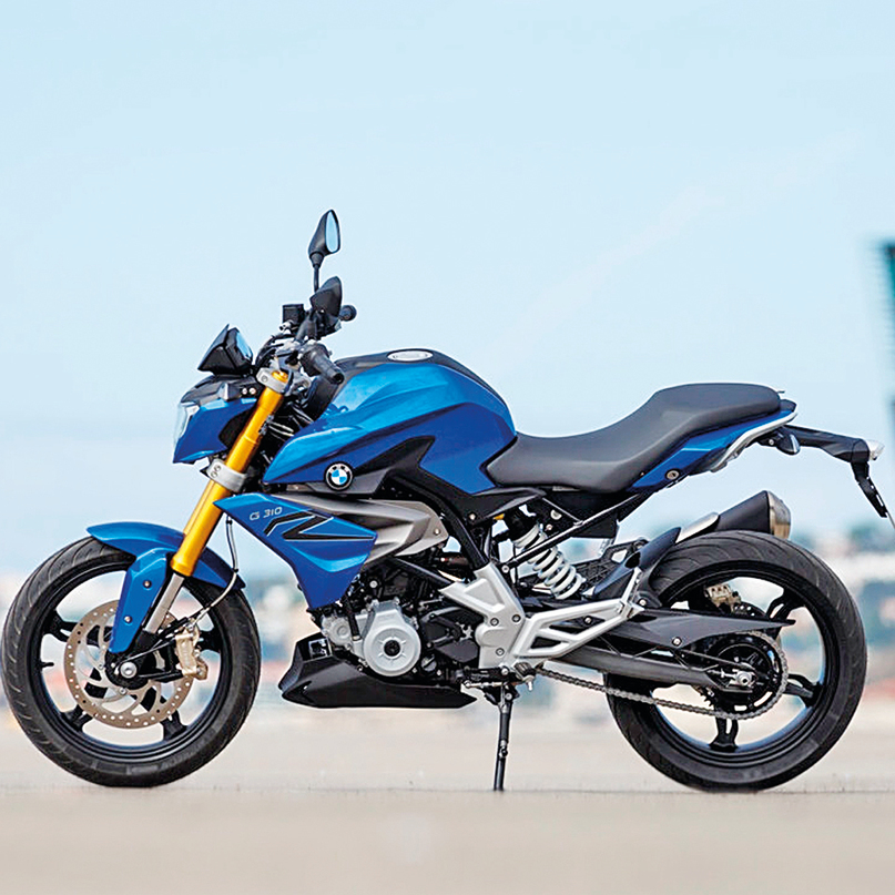 מדהים אופנוע במחיר של קטנוע FP-11