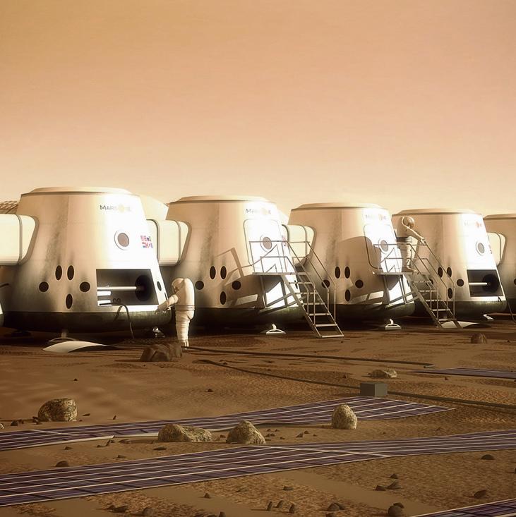 Image result for תמונות של ישוב המאדים