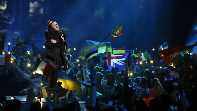 אירוויזיון 2017: פורטוגל ניצחה, ישראל במקום ה-23