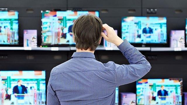 מדהים מדריך: כך תבחרו טלוויזיה חדשה ZG-32