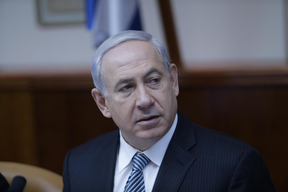 ראש הממשלה, בנימין נתניהו. עוד אין תרגום עברי ל