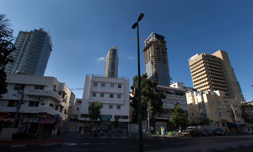מבחינת היהודים האמריקנים, ישראל היא ארץ מקלט. תל אביב (צילום: ירון ברנר)