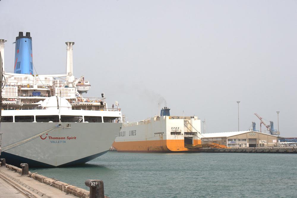 נמל אשדוד (צילום: אבי רוקח) (צילום: אבי רוקח)