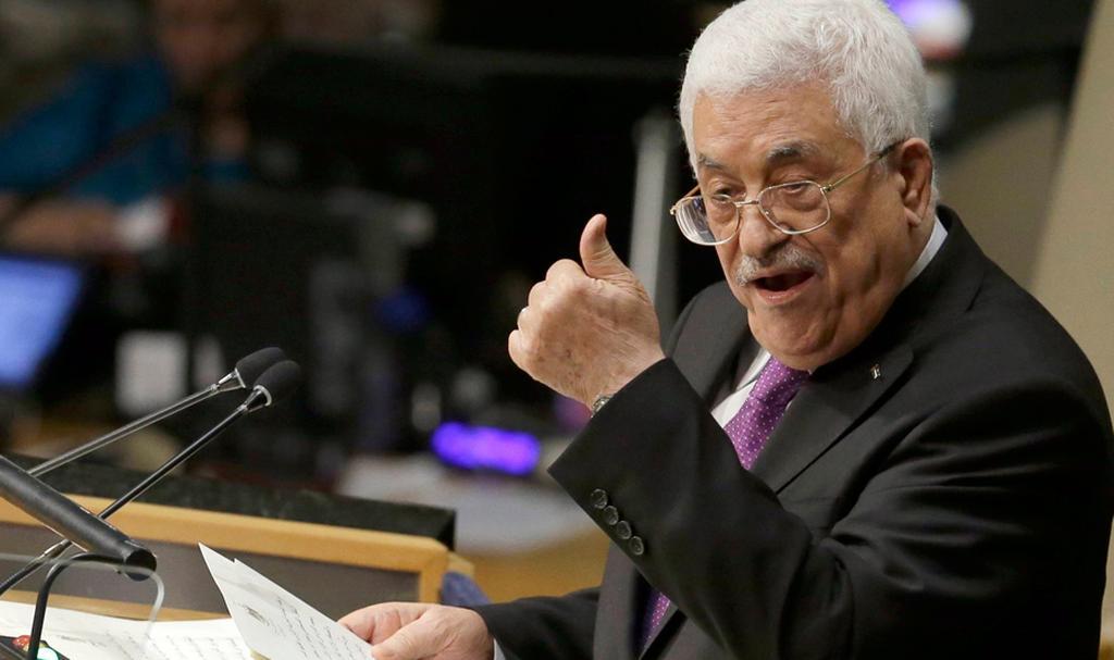 Mahmoud Abbas  ()