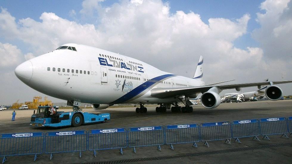 מטוס אל על (צילום: Gettyimages)