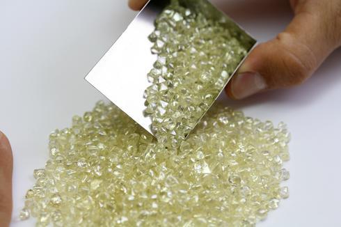 יהלומים (צילום: הבורסה ליהלומים)