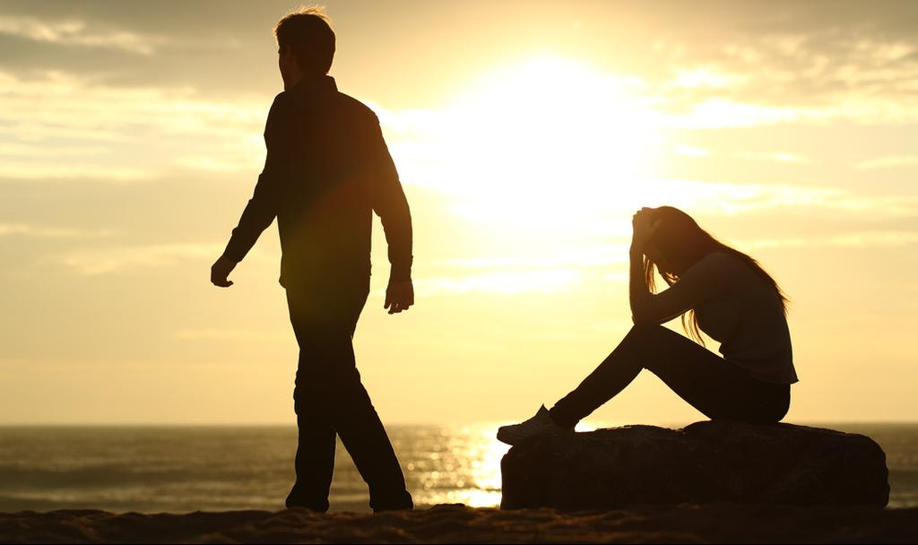 מדוע רצה שתישאר איתו? (צילום: Shutterstock)