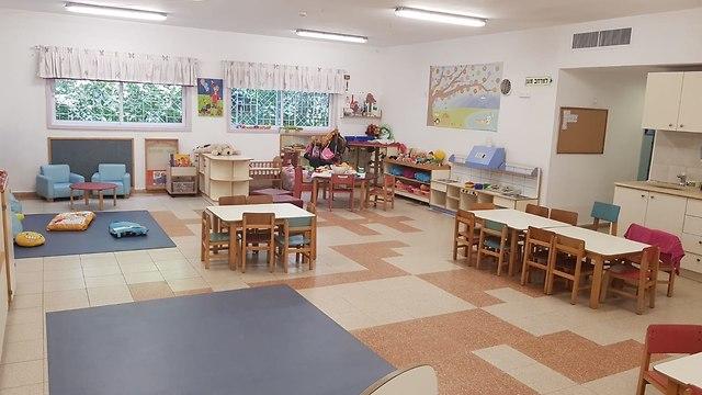 Детский сад в Тель-Авиве. Фото: Белла Арбив ()