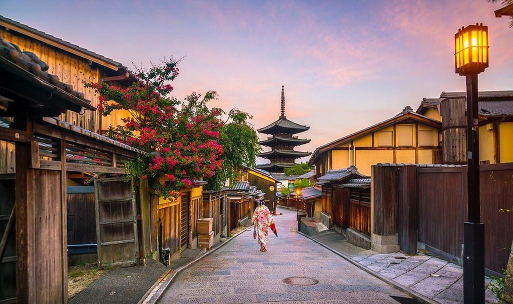 יעד מבוקש, ובצדק: קיוטו, יפן (צילום: shutterstock)