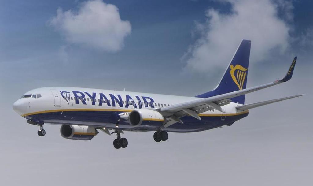 מבטלת את טיסותיה לישראל עד חודש יוני: רייאיינר (צילום: דני שדה)
