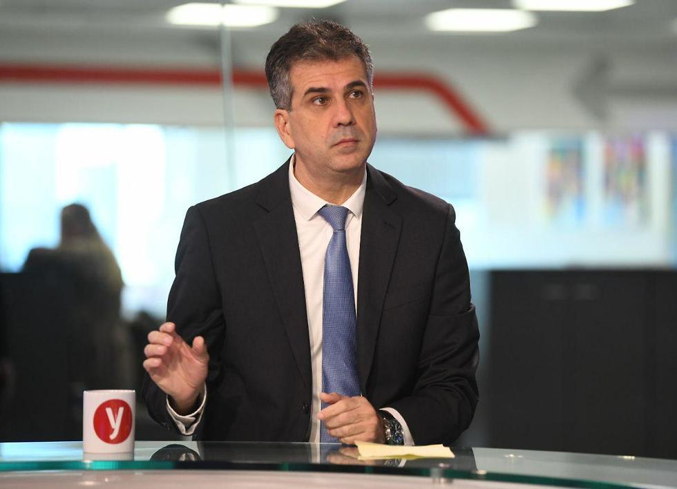 שר הכלכלה אלי כהן (צילום: יאיר שגיא)