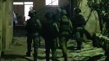 נסגר תיק נגד אנשי שבכ שפגעו בפלסטינית במהלך חיפוש