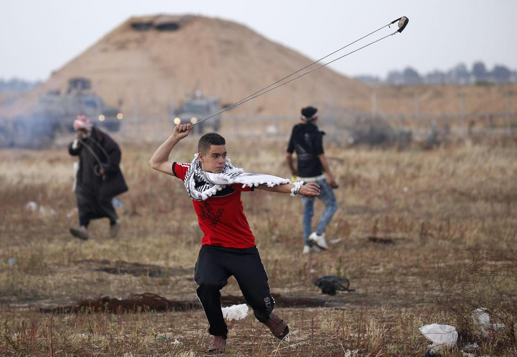 March of Great Return protests on Gaza-Israel border  ()