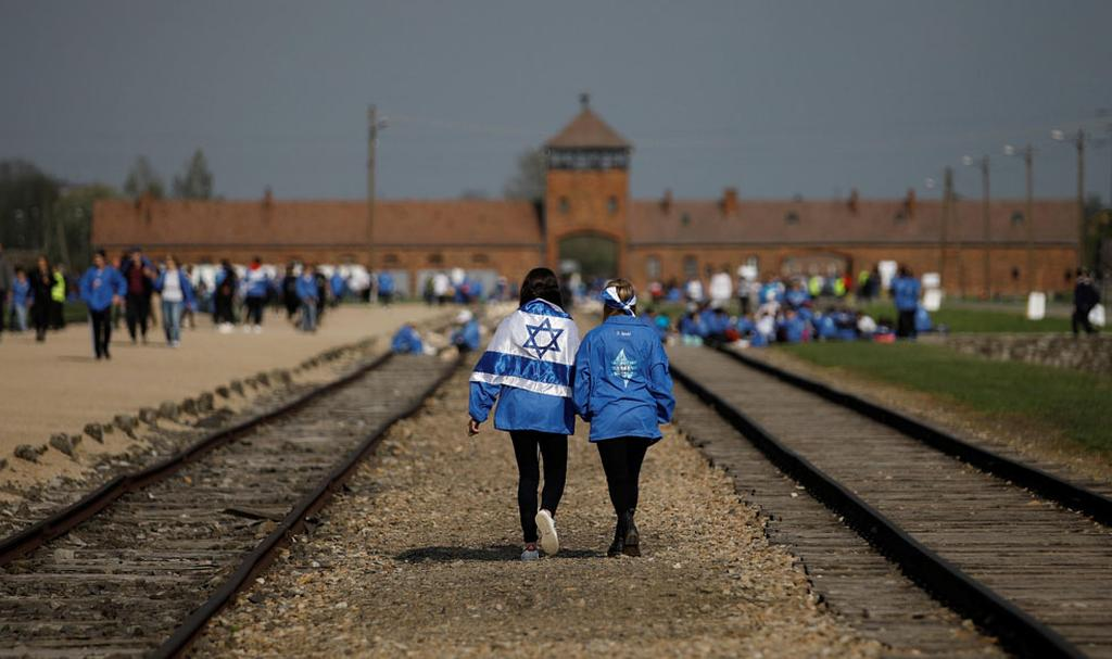 March of the Living in Auschwitz   ()