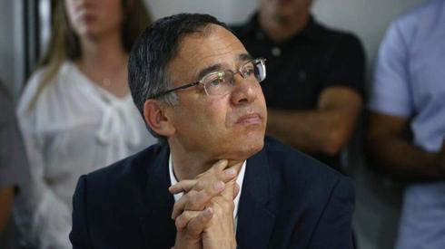 State Prosecutor Shai Nitzan  (Photo: Ohad Zwigenberg)
