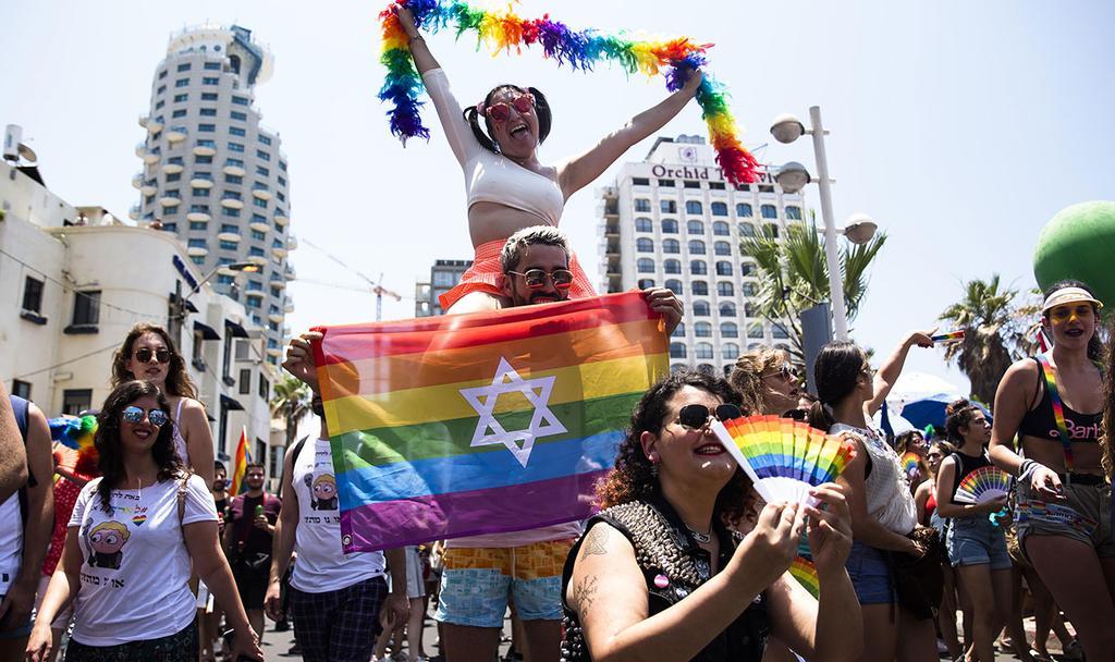 The Tel Aviv Pride Parade  ()