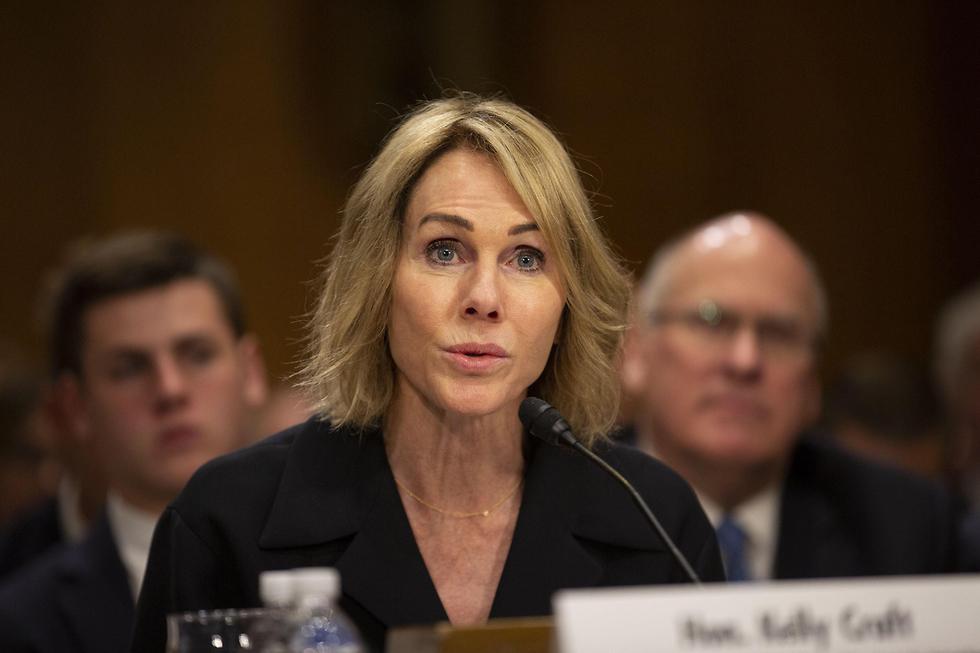 Kelly Craft  (Photo: AFP)