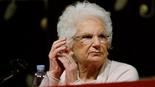 """ניצולת השואה המפורסמת באיטליה אחר ההתקפה: """"רגילה שמעליבים אותי"""""""
