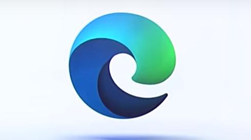 מתגעגעים ל-E הכחולה? הלוגו של מיקרוסופט אדג' (צילום: מיקרוסופט)