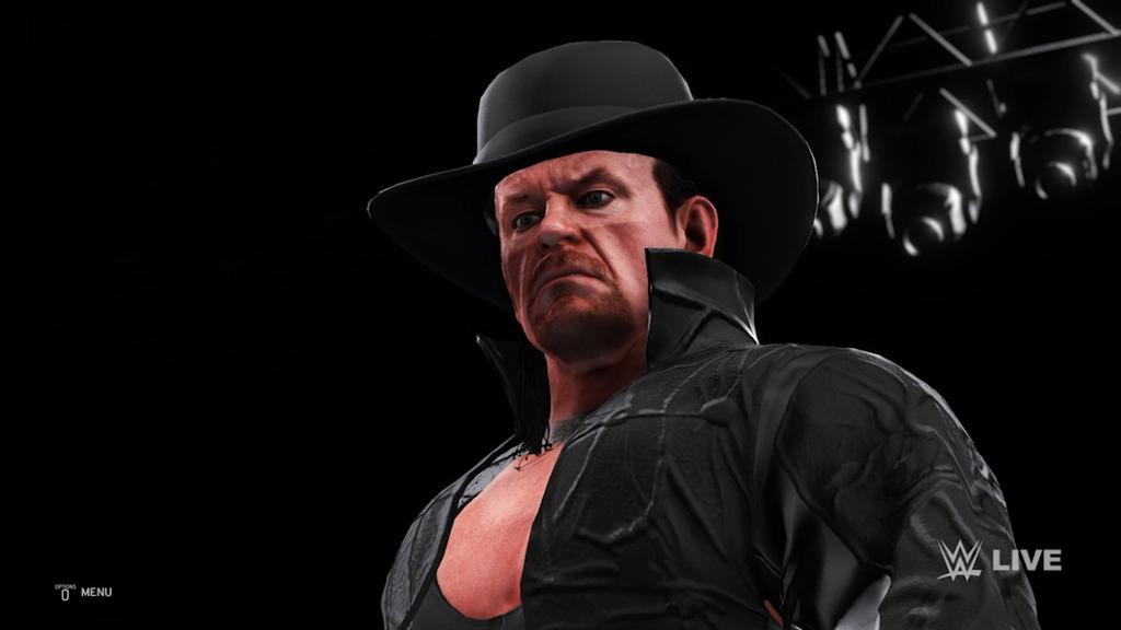 WWE 2K20 (צילום מסך)