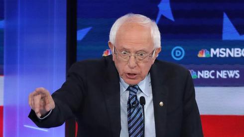 Democratic presidential candidate Bernie Sanders  (Photo: AFP)