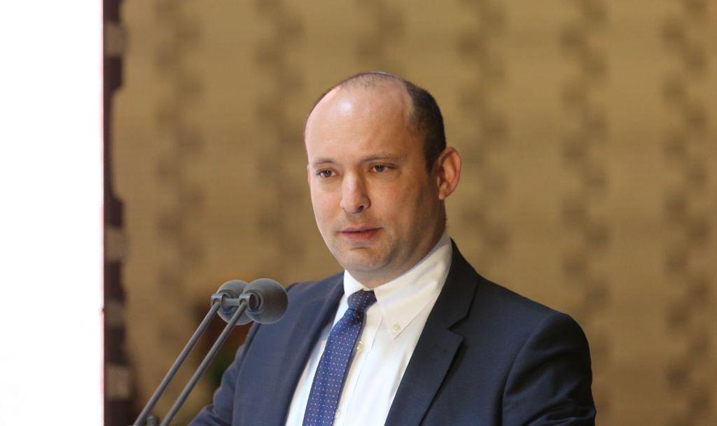 Defense Minister Naftali Bennet  (Photo: Alex Kolomoisky )