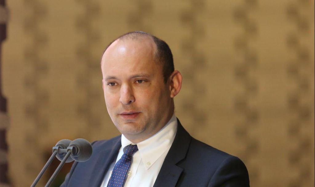 Defense Minister Naftali Bennett  (Photo: Alex Kolomoisky)