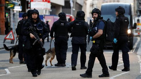 British armed police in London following the Friday terror attack  (Photo: Reuters)