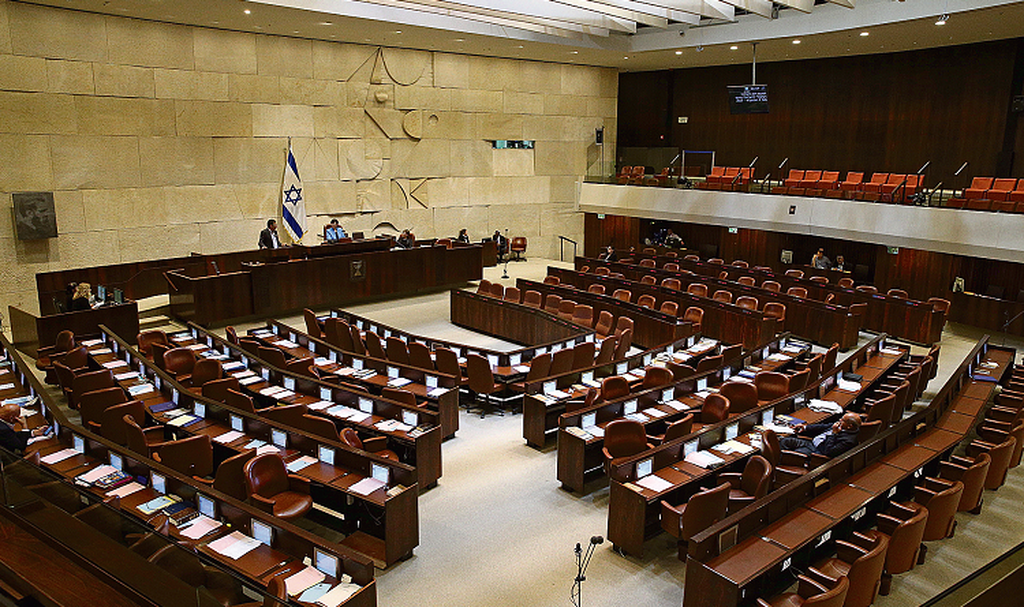 The Knesset (Photo: Amit Shaabi)