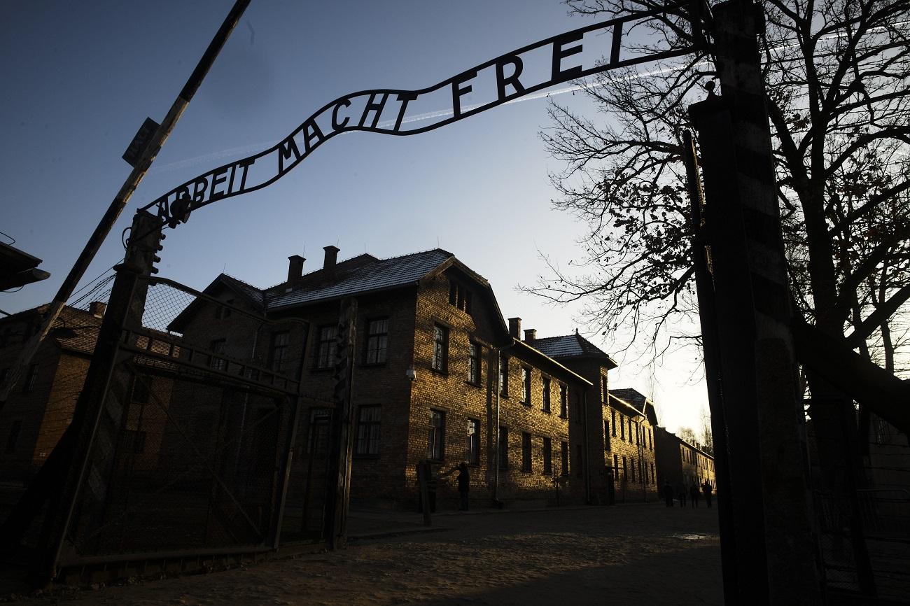 Auschwitz Concentration Camp  (Photo: AP)