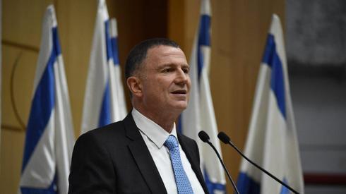 Knesset Speaker Yuli Edelstein  (Photo: Yoav Dudkevitch)