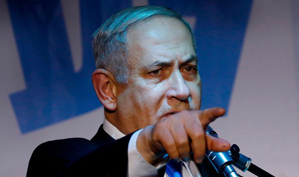 Benjamin Netanyahu  (Photo: AFP)