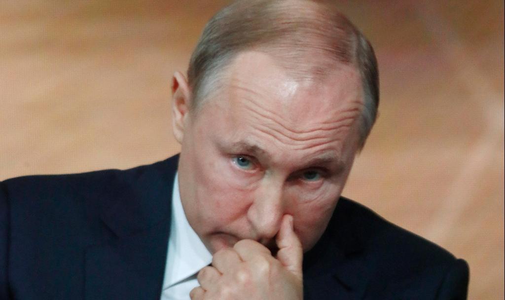 President Vladimir Putin  (Photo: EPA)