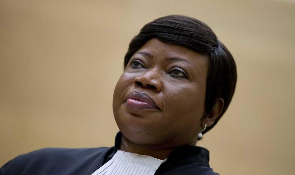 ICC Chief Prosecutor Fatou Bensouda  (Photo: EPA)