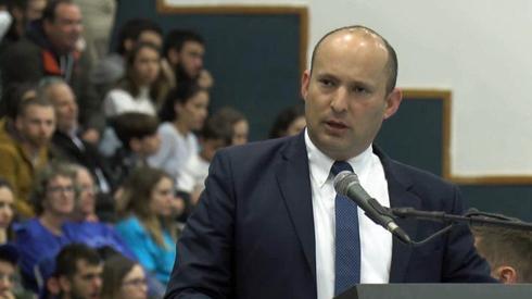 Defense Minister Naftali Bennett (Photo: Roee Idan)