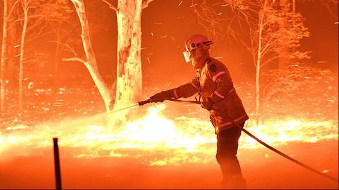 Wildfires in Australia  (Photo: AFP)