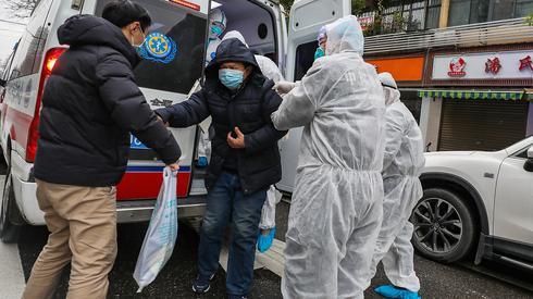 מצב חירום עולמי- מדינות מפנות אזרחים מסין-20 מדינות כבד נדבקו בוירוס הקטלני -סכנה השמדה לעם הסיני-סכנה קיומית לסין ולעולם 9746381_0_66_958_539_large