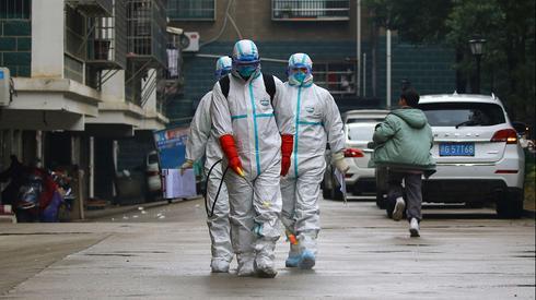 מצב חירום עולמי- מדינות מפנות אזרחים מסין-20 מדינות כבד נדבקו בוירוס הקטלני -סכנה השמדה לעם הסיני-סכנה קיומית לסין ולעולם 9746775_3_0_978_550_large