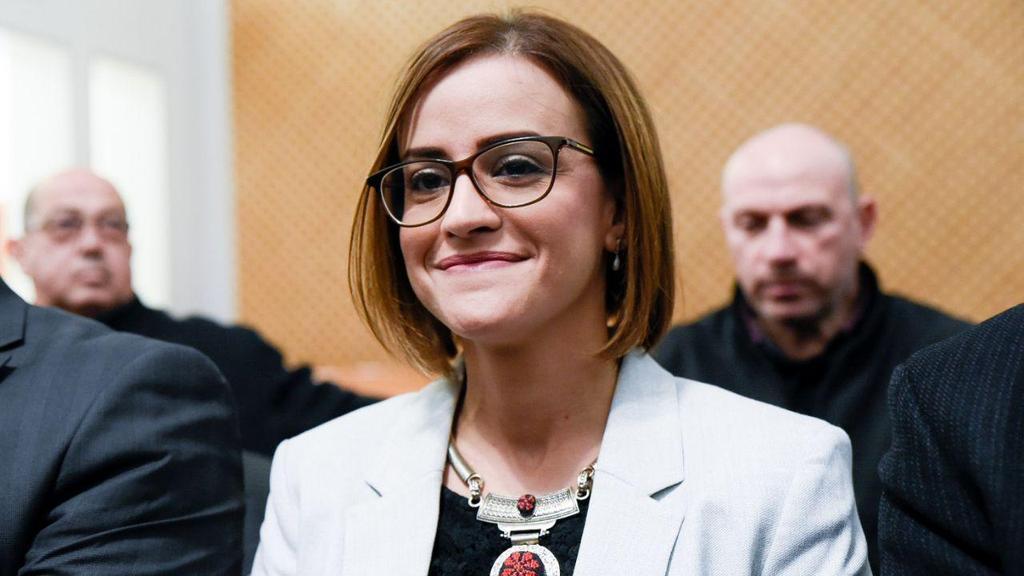 Joint List MK Heba Yazbak ()