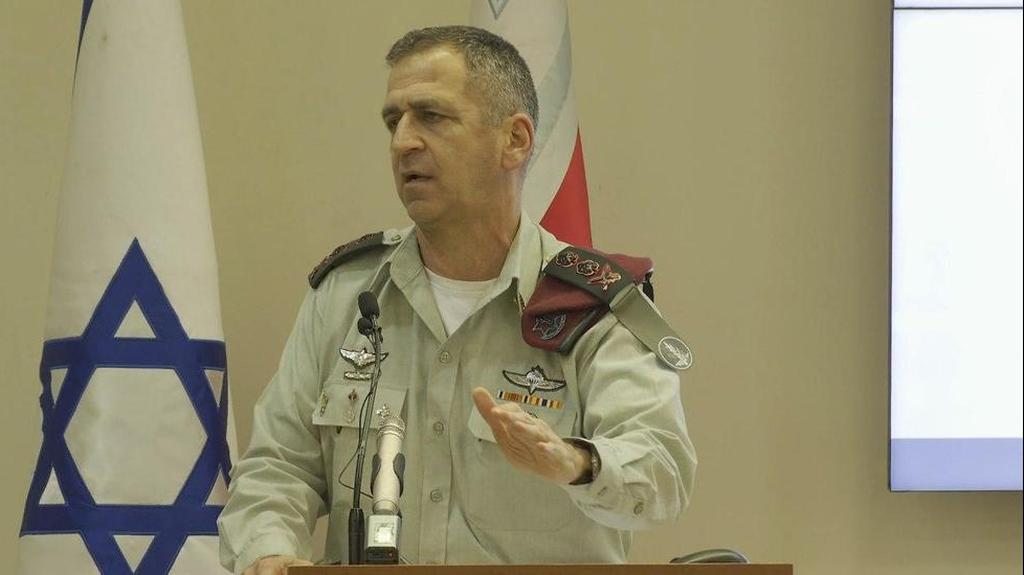 IDF Chief of Staff Aviv Kochavi  ()