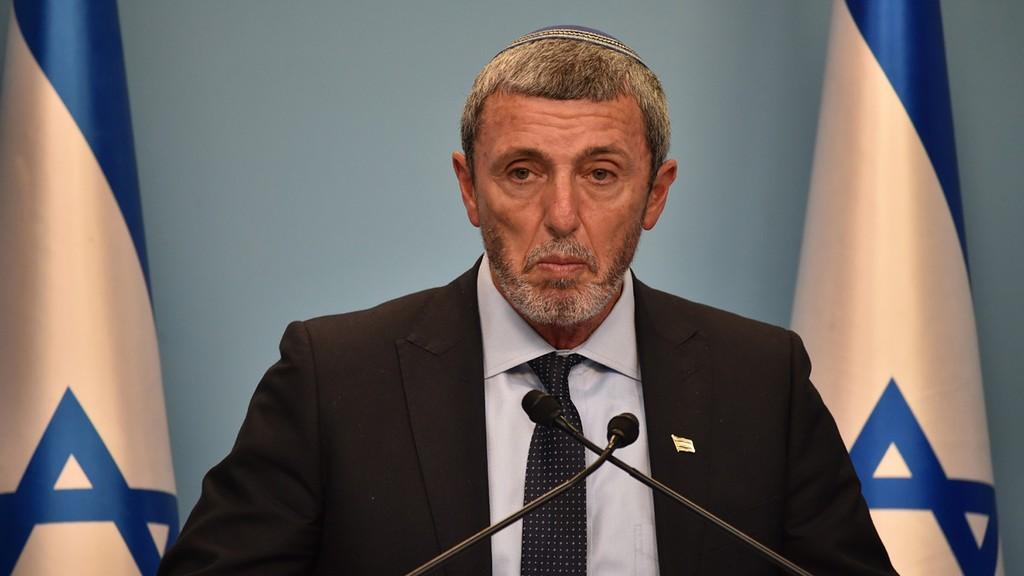 Министр просвещения Рафи Перец. Фото: Йоав Дудкевич ()
