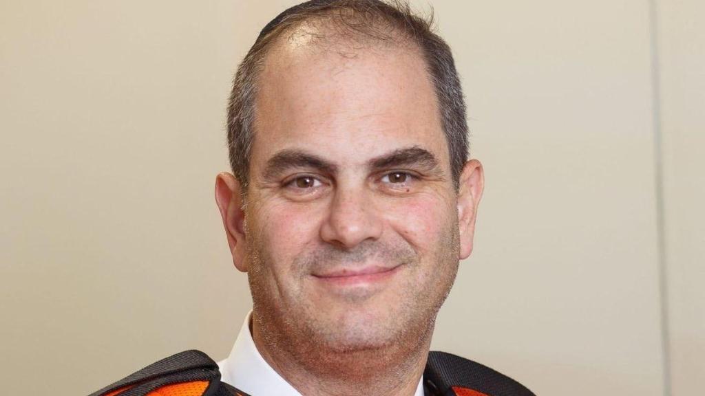 President of United Hatzalah Eli Beer ()