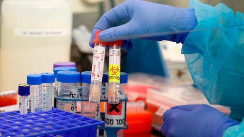 Coronavirus tests in Tel Aviv   ()