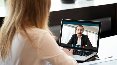 A video conference  ()
